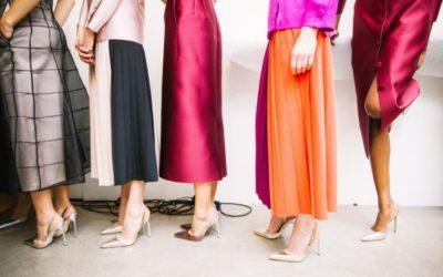 Tendances mode : les couleurs de l'été 2020